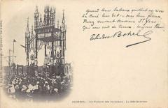 Paimpol Le Pardon Des Islandais La Benediction (dos non divisé) - Paimpol