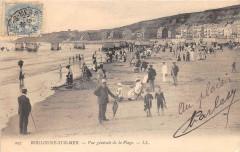 Boulogne Sur Mer Vue Generale De La Plage - Boulogne-sur-Mer