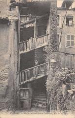 Cahors Vieille Maison Ste Catherine Rue Du Four - Cahors