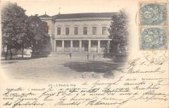 Gy L'Hotel De Ville  (dos non divisé) - Gy
