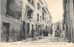 Soissons Rue De La Vieille Gagnerie - Soissons