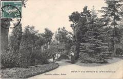 Vue intérieure du Jardin Botanique - Sedan