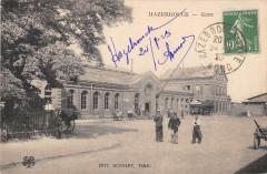 Hazebrouck La Gare - Hazebrouck