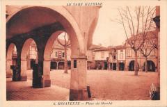 Briatexte Place Du Marche - Briatexte