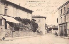 Villecheneve La Place - Villechenève