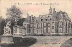 Env.de Limoges Chateau De Valmath 87 Limoges