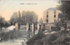 Rethel Le Moulin En Amont - Rethel