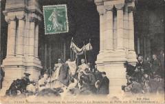 Basilique du Sacré-Coeur - La Bénédiction de Paris par le Saint-Sacrement - Paris 18e