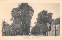 Montlhery Route D'Orleans (dos non divisé) - Montlhéry