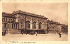 Strasbourg La Gare Centrale - Strasbourg