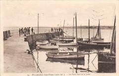 Pornichet Le Petit Port De La Jetee - Pornichet