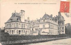 Saint Georges Sur Loire Chateau De Serrant - Loiré