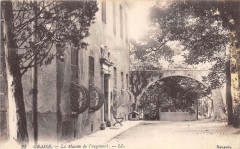 Grasse La Maison De Fragonard - Grasse
