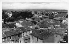 Capendu Vue Generale Sur Le Centre Du Village - Capendu