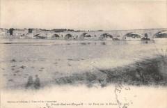 Pont Saint Esprit Le Pont Sur Le Rhone - Pont-Saint-Esprit