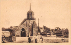 Perros Guirec Place De L'Eglise - Perros-Guirec