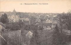 Meung Sur Loire Vue Generale - Meung-sur-Loire
