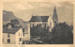La Buisse Eglise - La Buisse