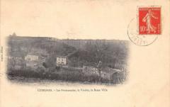 Lusignan Les Promenades Le Viaduc La Basse Ville - Lusignan