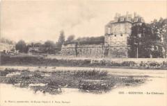 Quintin Le Chateau (dos non divisé) - Quintin