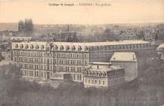 Poitiers College Saint Joseph Vue Generale - Poitiers