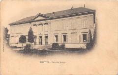 Pontivy  Palais De Justice (dos non divisé) - Pontivy