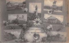 La Roche Sur Yon Souvenir - La Roche-sur-Yon