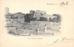 Montelimar Vieux Chateau Prisons (dos non divisé) - Montélimar