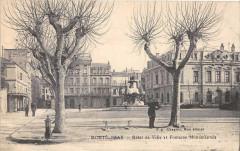 Montelimar Hotel De Ville - Montélimar