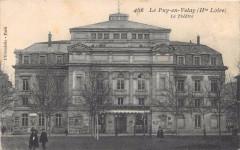 Le Puy En Velay Le Theatre - Le Puy-en-Velay