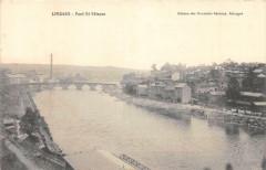 Limoges Pont Saint Etienne 87 Limoges