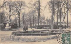 Limoges Le Jardin D'Orsay 87 Limoges