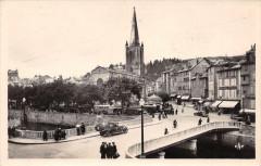 Tulle Pont De La Bascule - Tulle
