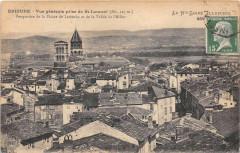 Brioude Vue Generale Prise De Saint Laurent - Brioude