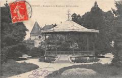 Mayenne Kiosque De La Musique - Mayenne