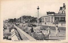 Boulevard des Océanides - Plage - Terrasse et Casino - Pornichet