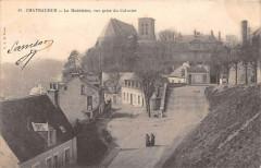 Chateaudun La Madeleine (dos non divisé) - Châteaudun
