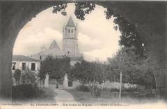 Env.royan Abbaye De Sablonceaux - Sablonceaux