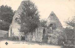 Mondoubleau Ruines De Gueriteau - Mondoubleau