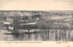 Liguge Le Bourg Et L'Abbaye - Ligugé