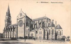 Bergerac Eglise Notre Dame - Bergerac