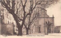 Fayence Place Thiers - Fayence