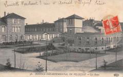 Hospice Departemental De Villejuif Les Bains - Villejuif