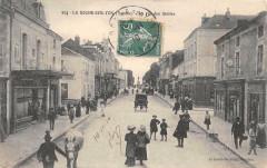 La Roche Sur Yon La Rue Des Sables - La Roche-sur-Yon