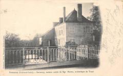 Bourgueil Santenay Maison De Mr Renou(Dos non divisé) - Bourgueil