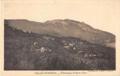 20 Corse Valle D'Orezza Fabriques D'Objets D'Art (cpa rare - Valle-d'Orezza