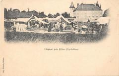 Chignat Pres Billom (cliché pas courant - Billom
