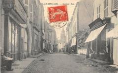 Maringues Grande Rue - Maringues