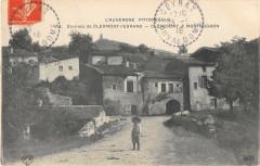 Environs De Clermont Ferrand Clemensat Et Montrognon - Clémensat