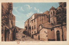 20 Corse Bonifacio La Basse Ville - Bonifacio